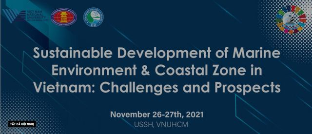 Sustainable Development of Marine Environment and Coastal Zone in Vietnam: Challenges and Prospects
