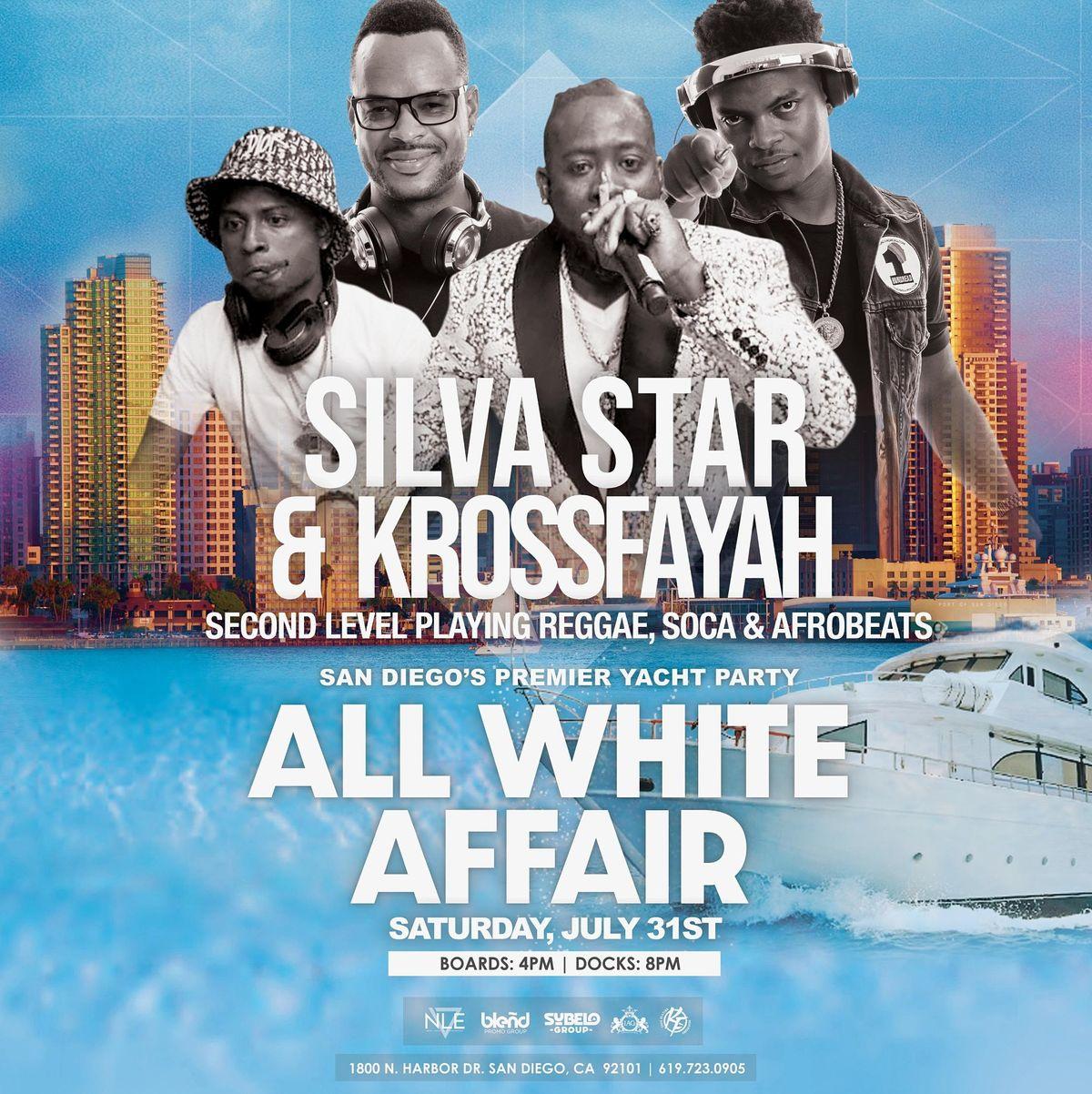 San Diego's Reggae Yacht Party w\/Silva Star & Krossfayah