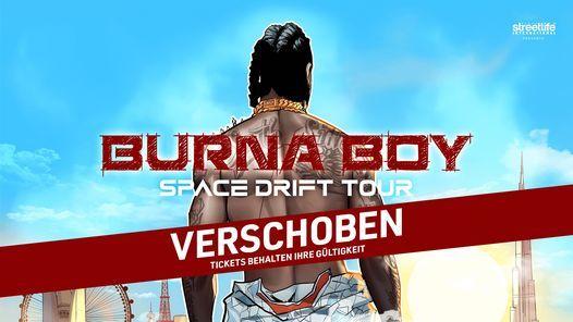 Burna Boy @M\u00fcnchen, Zenith