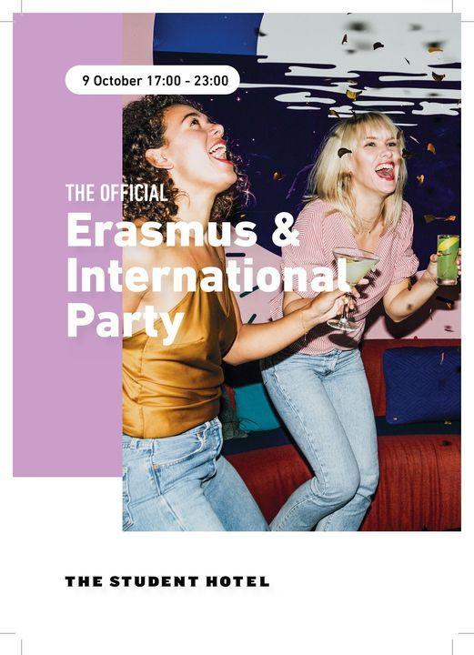 Official Erasmus & International Party
