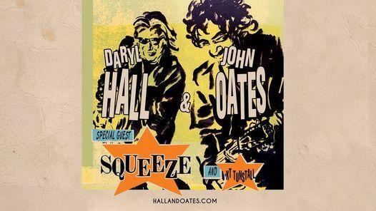 Daryl Hall & John Oates 2021 tour