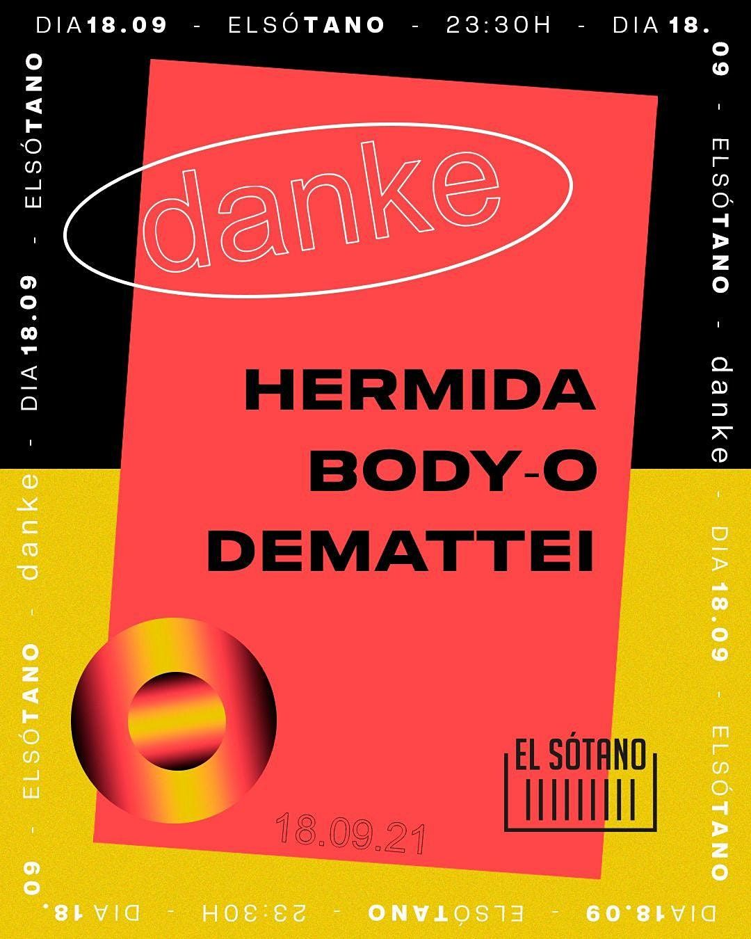 DANKE (Hermida + Body-O + dEMATTEI)