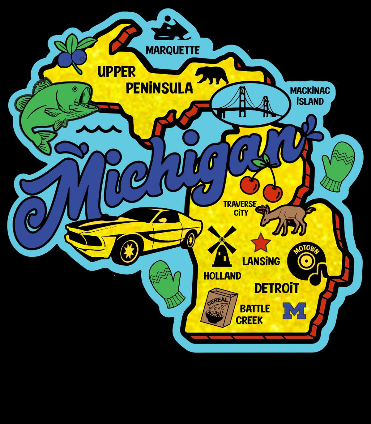 2021 Race Thru Michigan 1M 5K 10K 13.1 26.2 -Participate from Home- Save $5