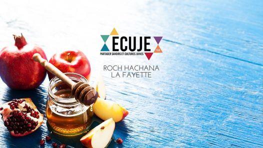 Roch Hachana 5782 avec l'ECUJE