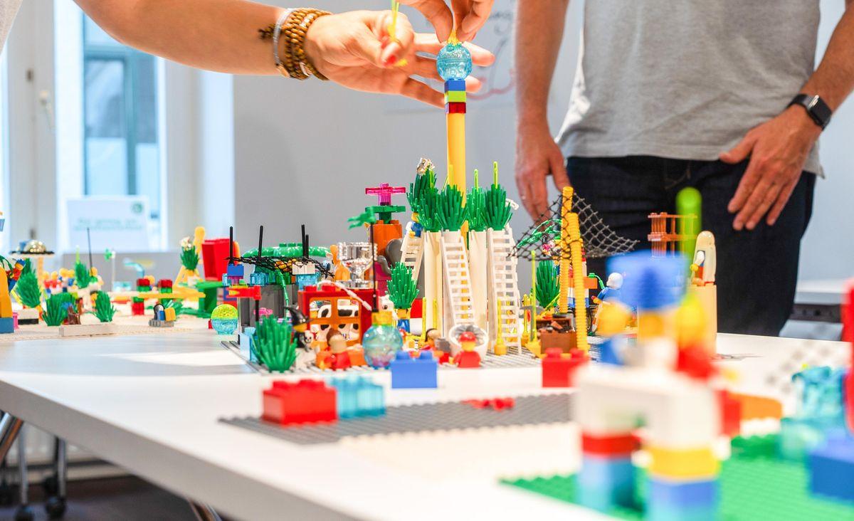 LEGO\u00ae Serious Play\u00ae Certified Facilitator Training (3,5 Tage) - Nov 2021