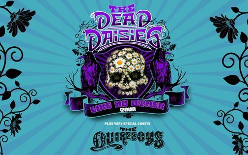 The Dead Daisies + The Quireboys