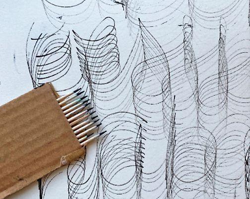 AUSGEBUCHT! Do, 9.9. | 10 \u2013 16 Uhr I Sommerferien-Workshop I Tintenklecks & Tuschespur