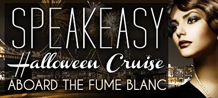 Speakeasy\u2122 San Francisco Halloween Party Cruise - 4 Hour Open Bar