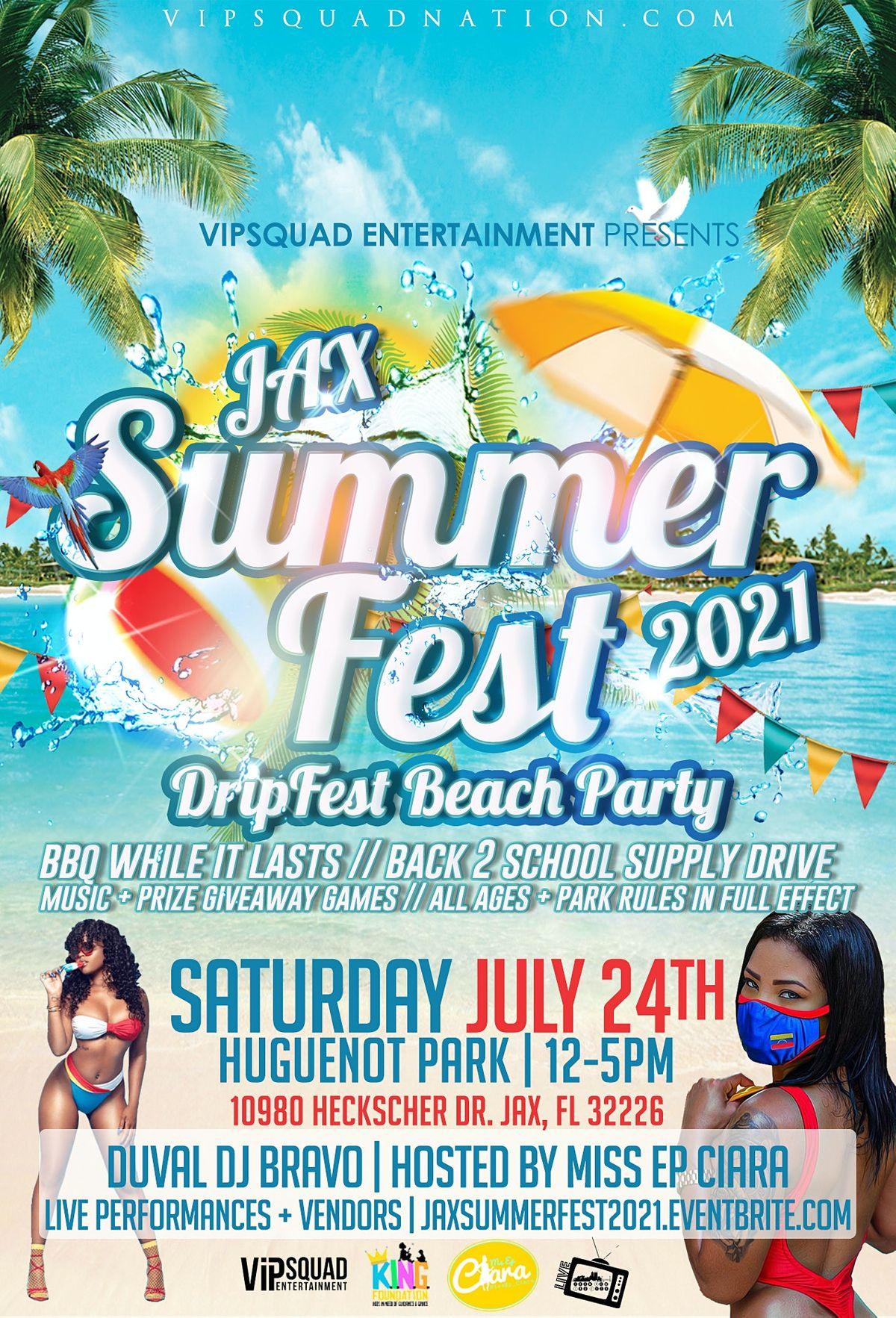 Jax Summer Fest 2021