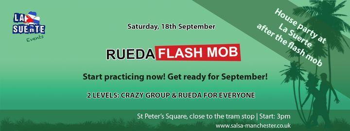 Rueda Flash Mob 2021