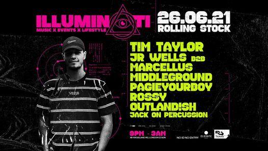 illuminati presents - Tim Taylor