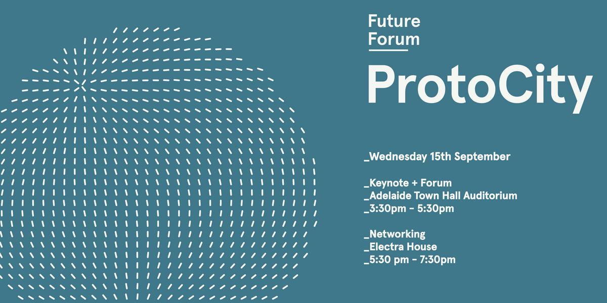 Future Forum_ProtoCity