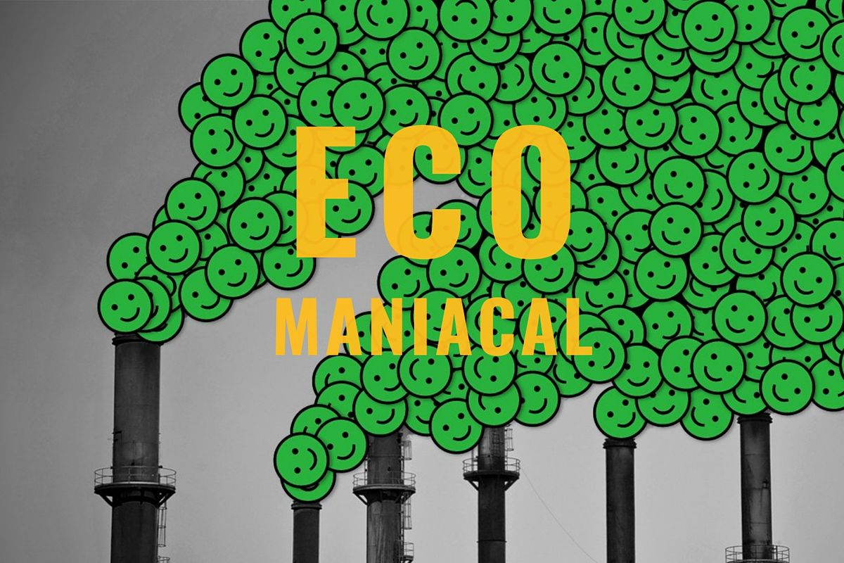 Eco-Maniacal: Zero to Hero Guide to Responsible Everyday Living in SG