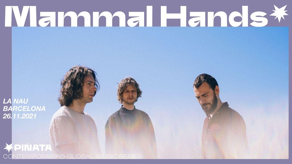 Mammal Hands en Barcelona