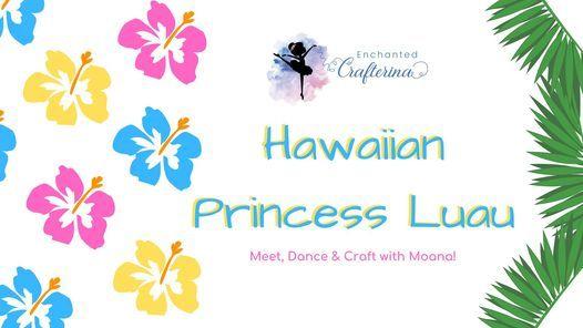Enchanted Hawaiian Princess Luau