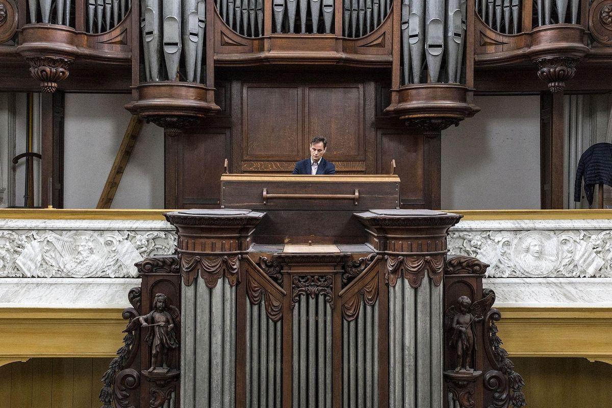 Orgelconcerten in De Duif