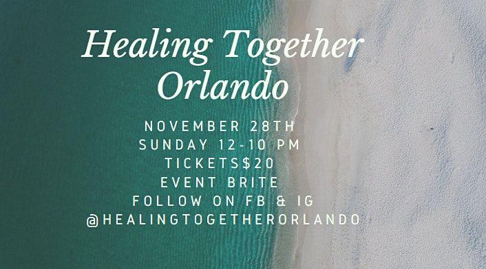 Healing Together Orlando