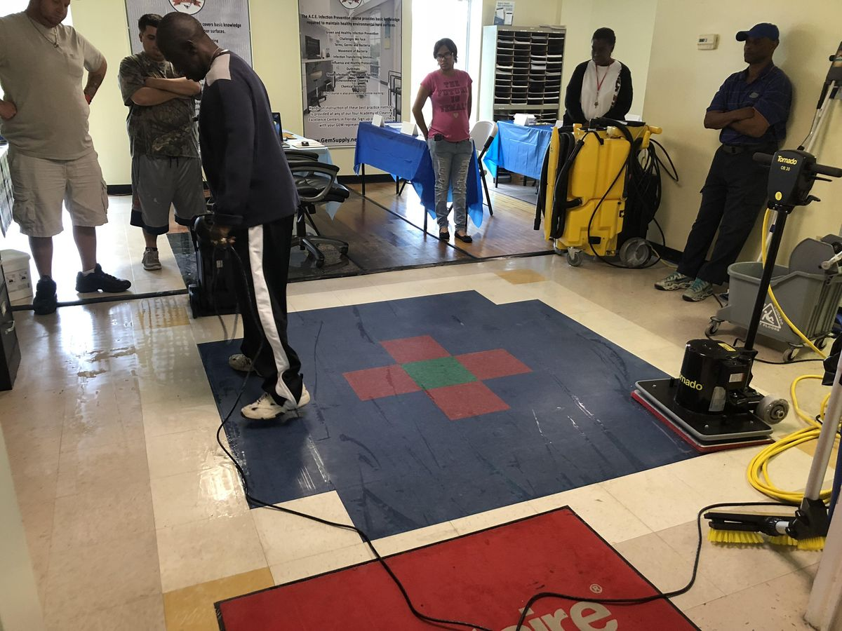 Accredited Floor Care Expert * 9\/28 * Lakeland Classroom