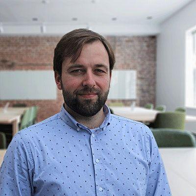 Jan Gehrke - New Work Facilitator