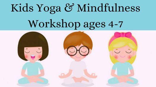 Kids Yoga and Mindfulness Workshop