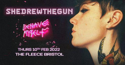 She Drew The Gun + Annabel Allum + Jemima Coulter @ The Fleece13\/10\/21