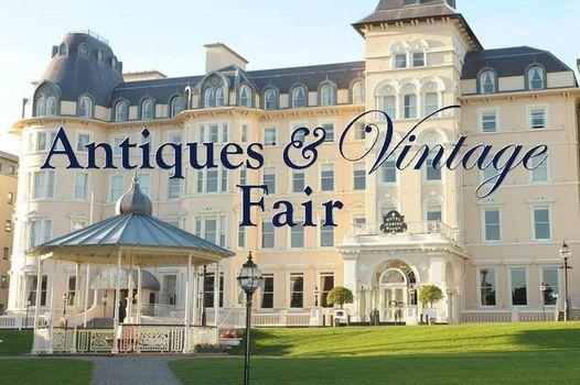 Antiques & Vintage Fair at the Royal Marine Hotel