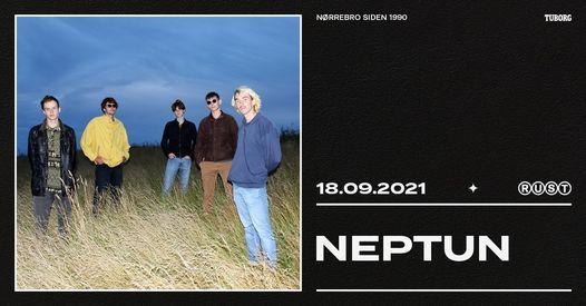 Neptun + support: Mel's Room \/\/ RUST