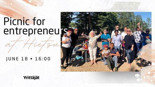 Picnic for entrepreneurs
