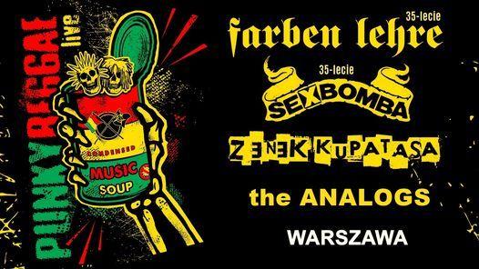 PUNKY REGGAE live 2021 \/\/ Warszawa - Remont
