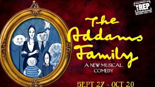 The Addams Family - The Musical Comedy