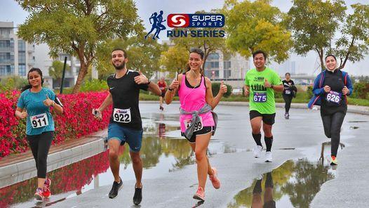 Super Sports Run Series 2021\/22, Race 1