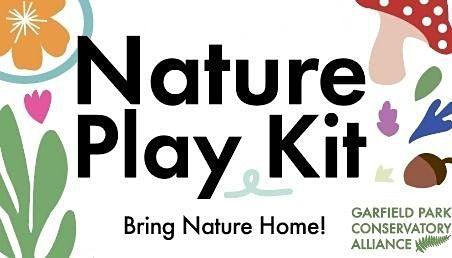 September Nature Play Kit Pickup