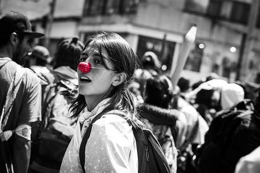 Curso Clown terap\u00e9utico 4 fines semana