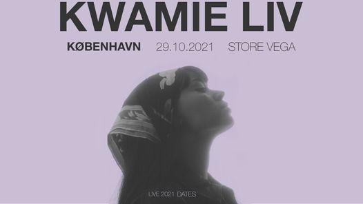 Kwamie Liv - VEGA