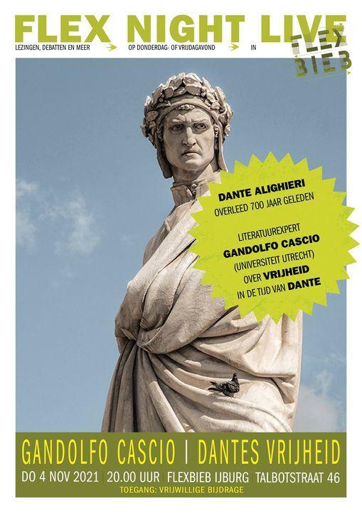 Flex Night Live: Dantes vrijheid