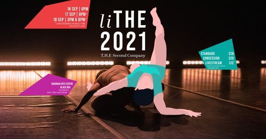 liTHE 2021 by T.H.E Second Company