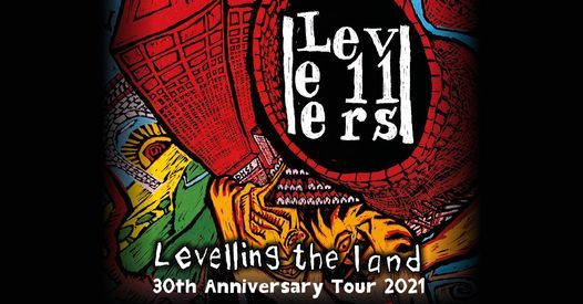 Levellers Live in Manchester