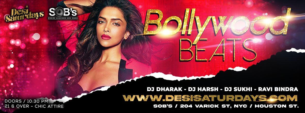 Bollywood Saturdays : Sep 18th - Weekly Saturday Night DesiParty @ SOB's