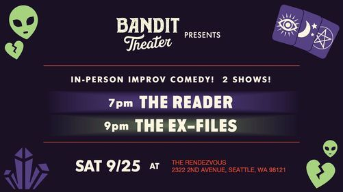 The Reader\/ The Ex-Files