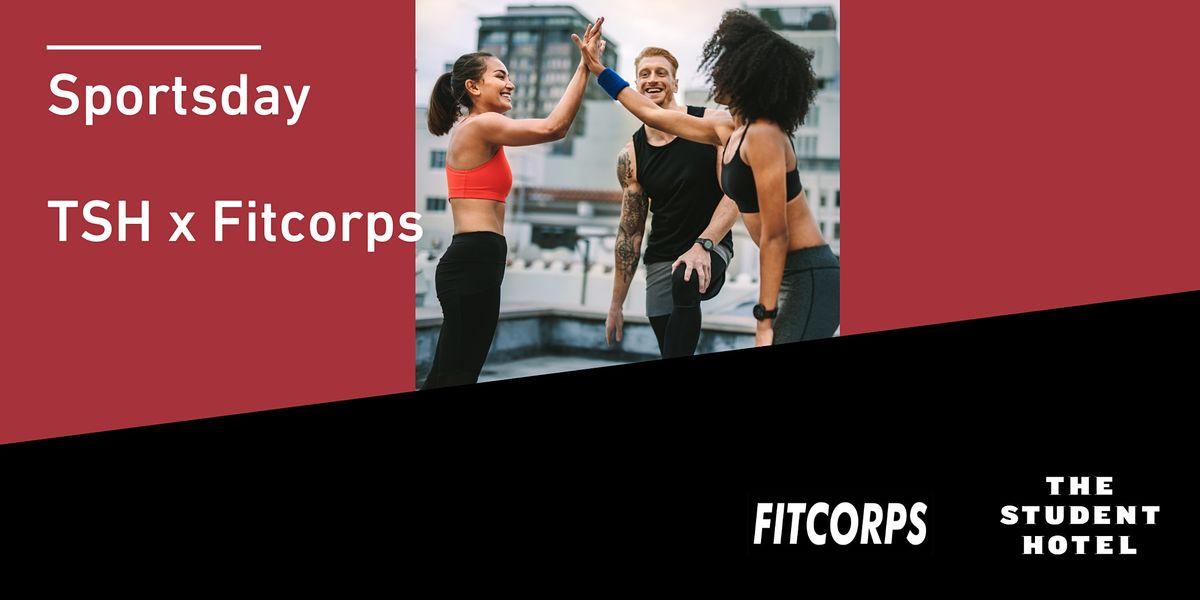 Sportsday | TSH x Fitcorps