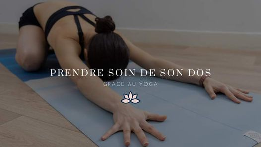 Atelier Prendre Soin De Son Dos 479 Rue Paradis 13008 Marseille France 6 March 2021