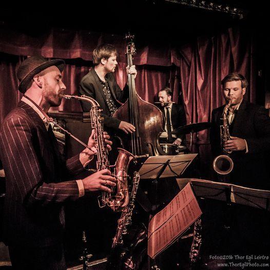Team Hegdal \/\/ Nasjonal jazzscene