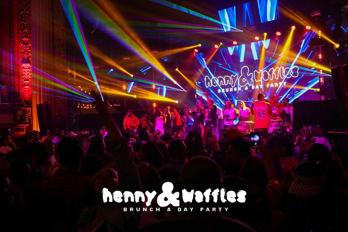 HENNY&WAFFLES WASHINGTON, DC   AUGUST 15   KARMA