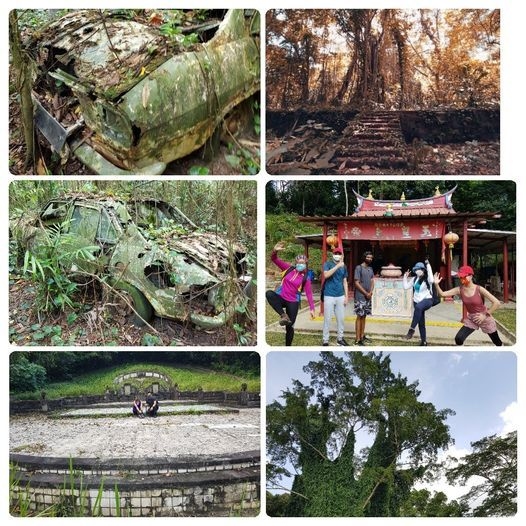 ***Kopi Hill Hike->Mystery Cars->Avatar Trees-> Largest Tomb-> Secret Garden->Chinese Temple***