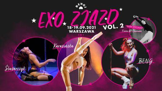 2 dni exo z Warszawie! EXO zjazd vol. 2