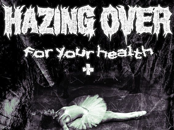 The Pocket Presents: Hazing Over w\/ For Your Health