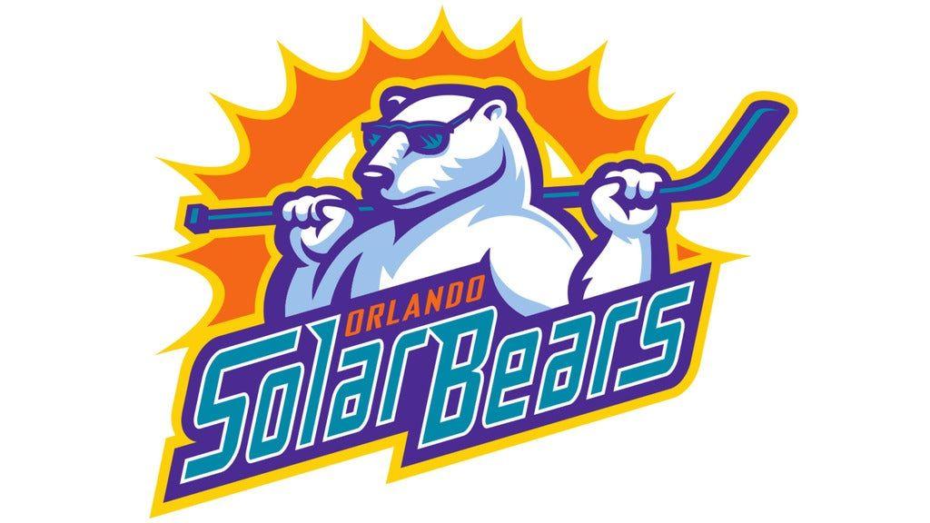 Orlando Solar Bears vs. Norfolk Admirals