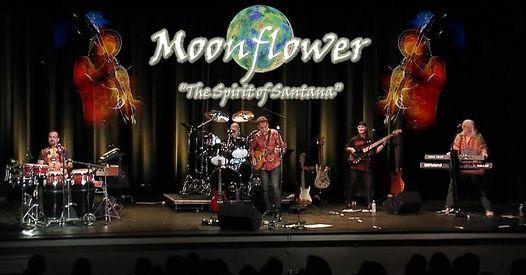 Moonflower Tribute to Santana