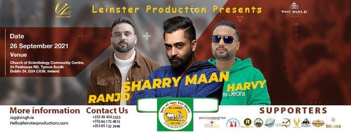 Sharry Maan Live in Dublin