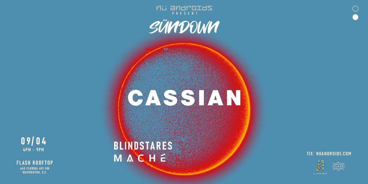 S\u00fcnDown: Cassian (21+)